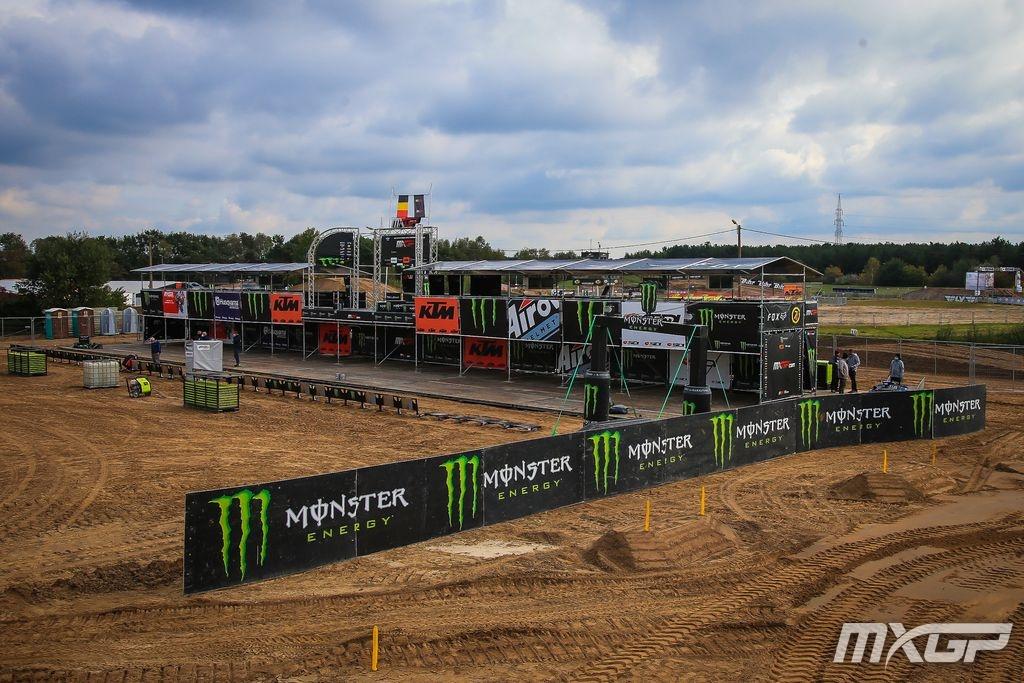 EMX 250 - 125 of Flanders track 2020