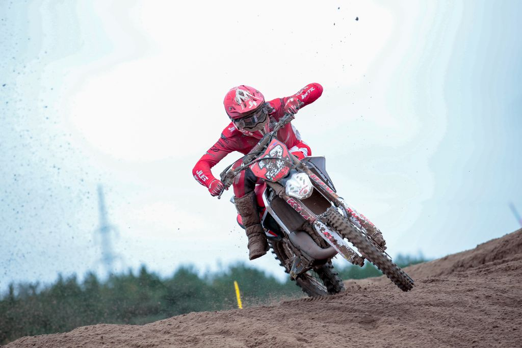 EMX125 of Lommel VIDEO Highlights A 2020