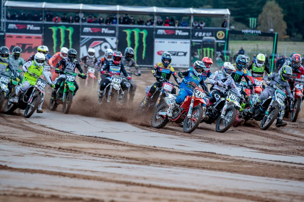 EMX250 -125 of Flanders VIDEO Highlights A 2020