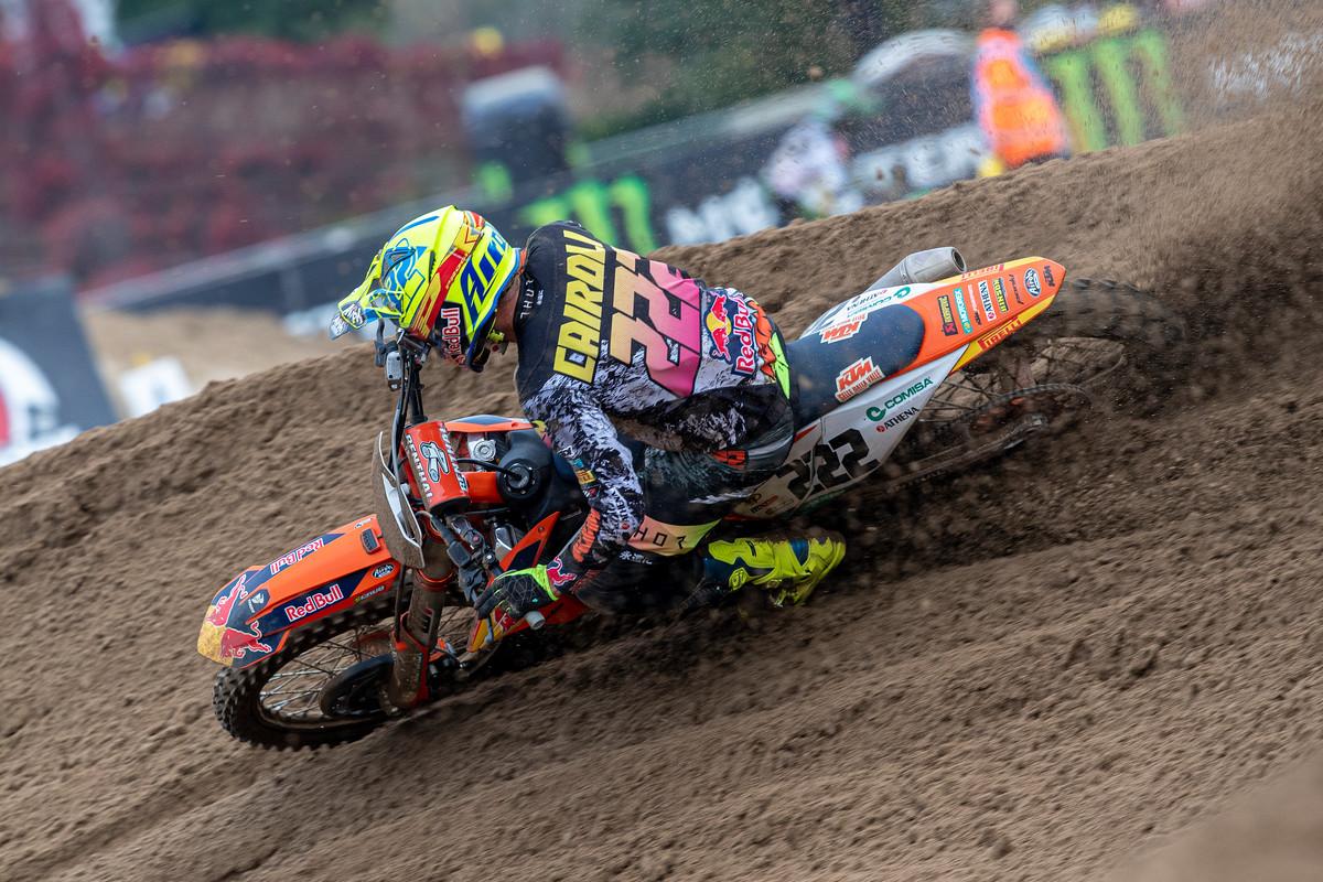 MXGP of Flanders Limburg Cairoli race 1 2020