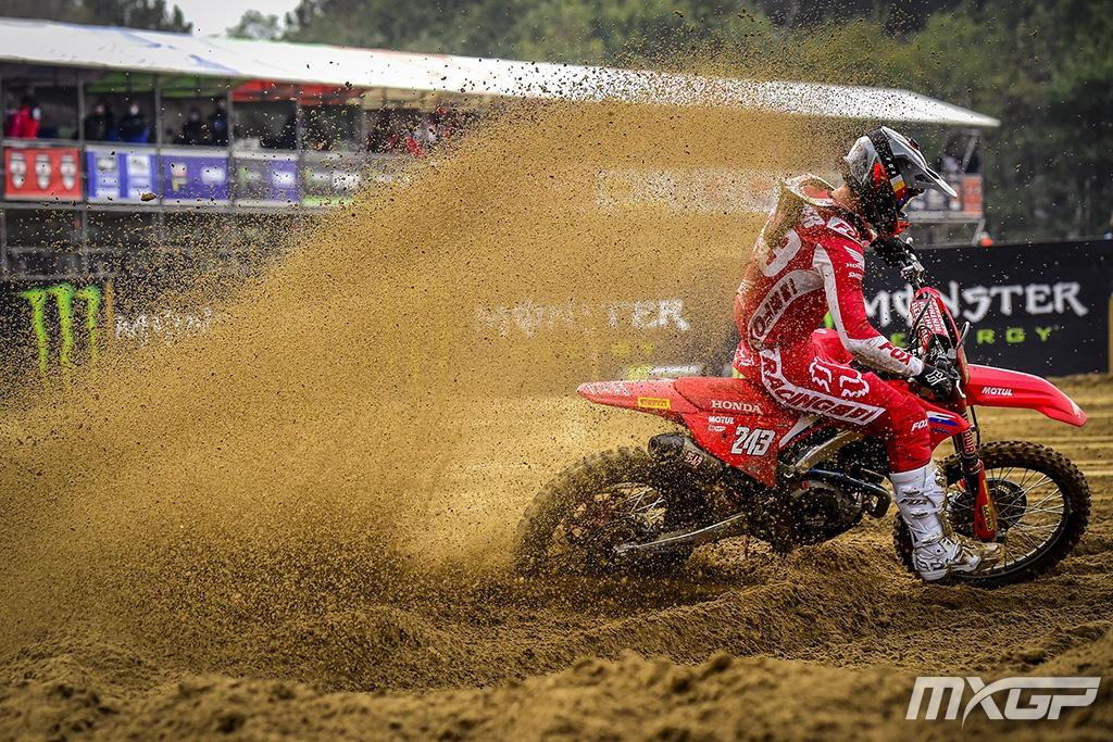 MXGP of Flanders Limburg Gajser race 1 2020