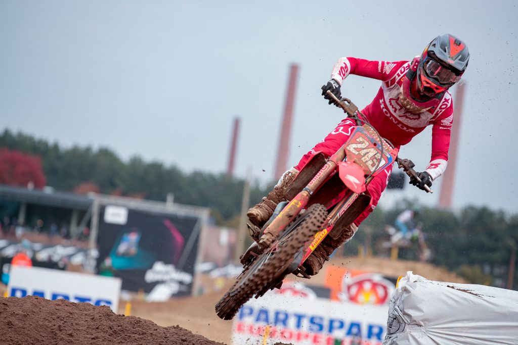 MXGP of Limburg Gajser race 2 2020