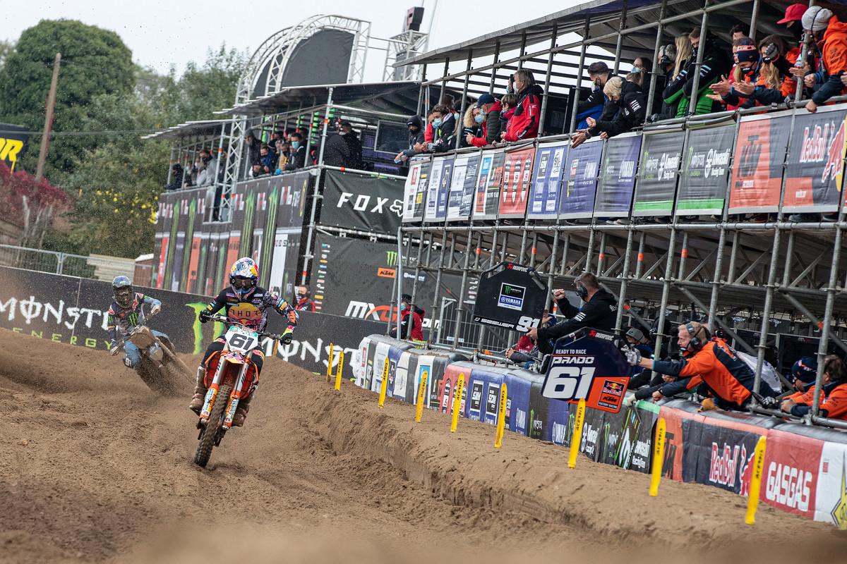 MXGP of Limburg Prado race 2 2020