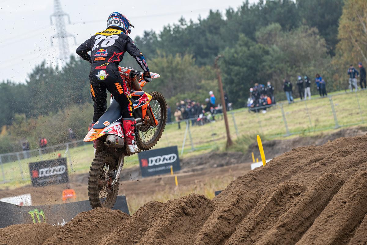 MXGP of Limburg Vialle race 2 2020