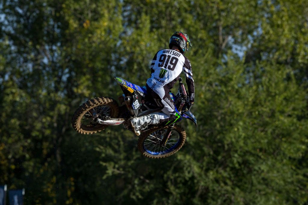 MXGP of Limburg Watson race 2 2020