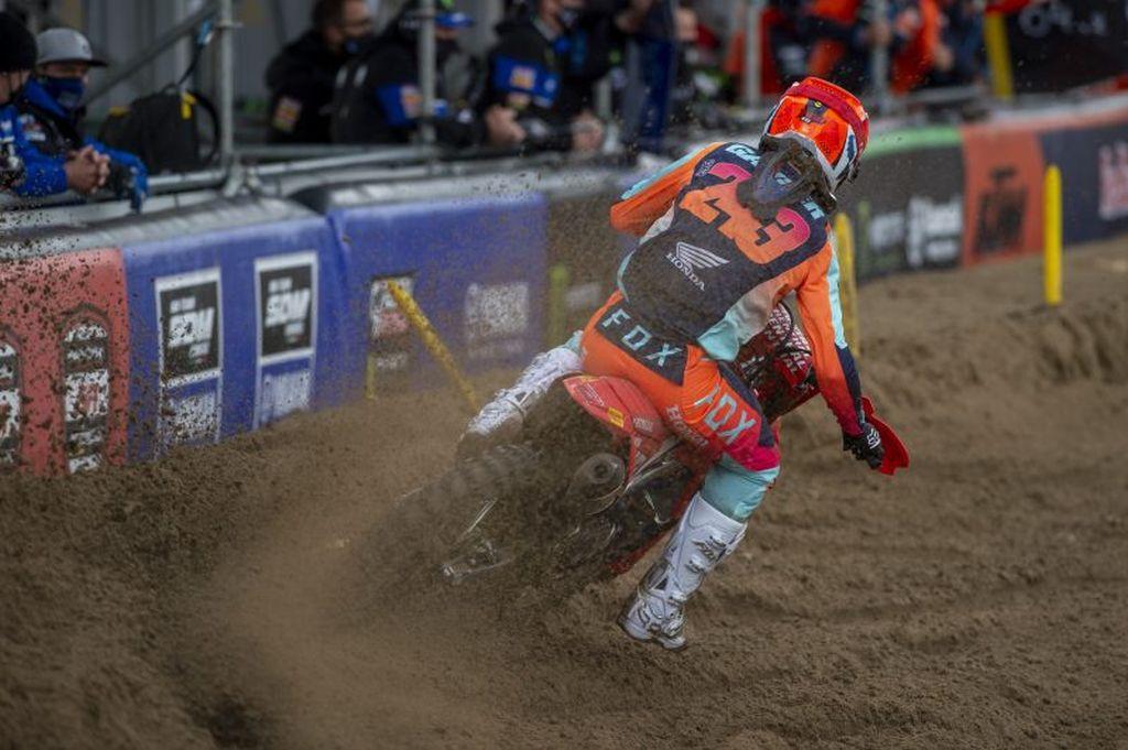 MXGP of Lommel-Gajser race 1 25.10.2020