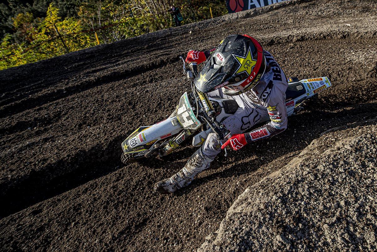 Jed Beaton chiude la stagione al quarto posto della MX2 A