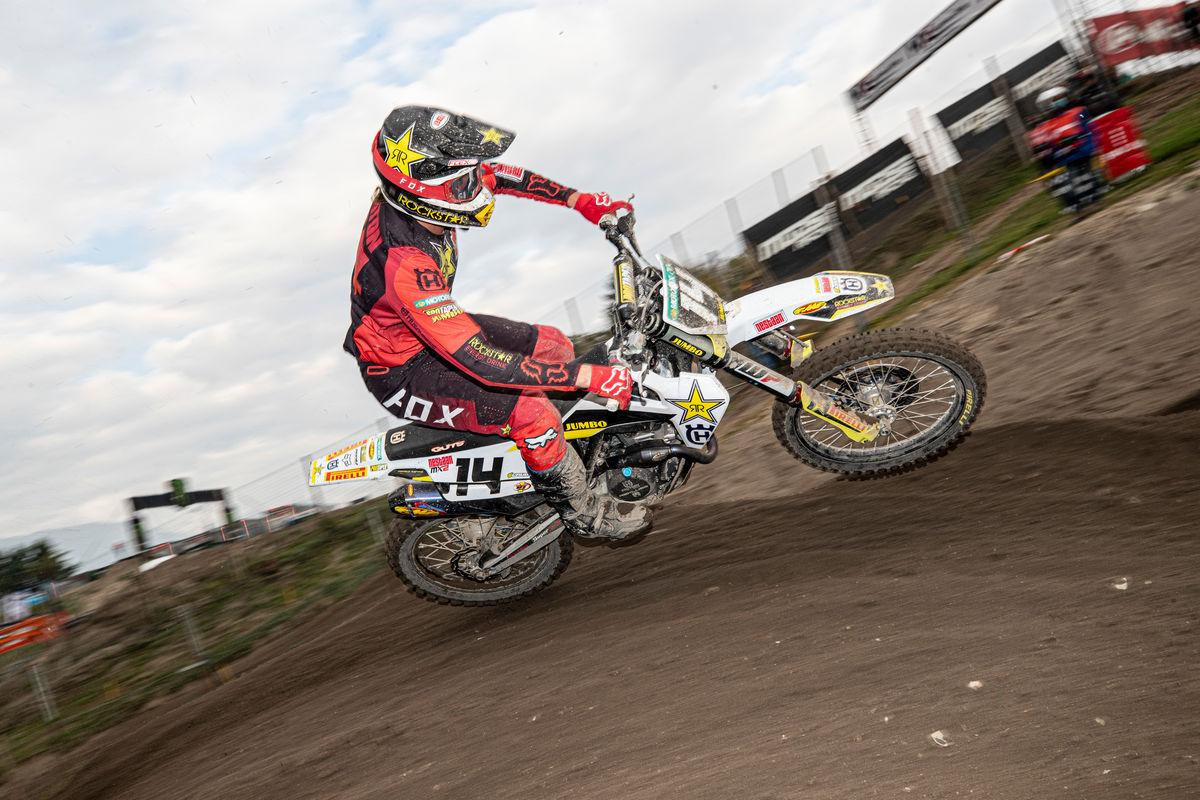 Jed Beaton chiude terzo assoluto il GP di Pietramurata 2020