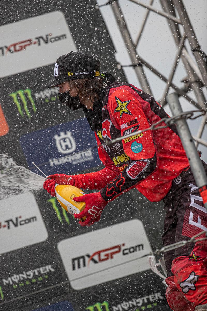 Jed Beaton chiude terzo assoluto il GP di Pietramurata A 2020
