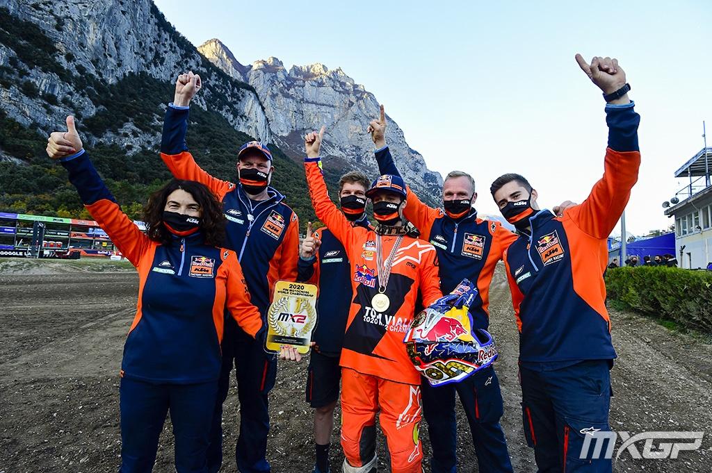 MXGP of Garda...che Trentino....La Pagella finale Vialle 2020