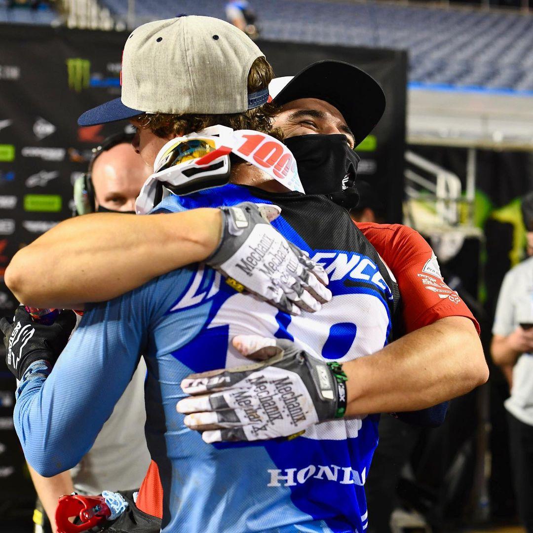 Supercross Orlando 1 VIDEO 2021A