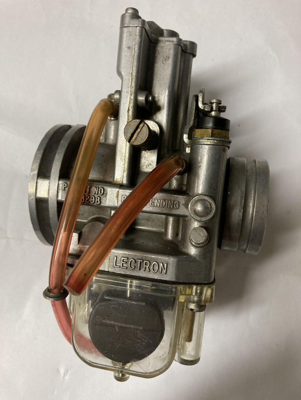 Il 'K' con carburatore Lectron 2021A