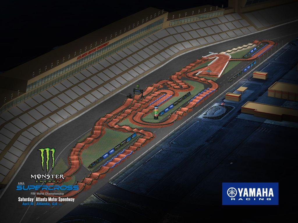 Roczen, Webb la spina nel fianco e Tomac Atlanta Daytona style 2021