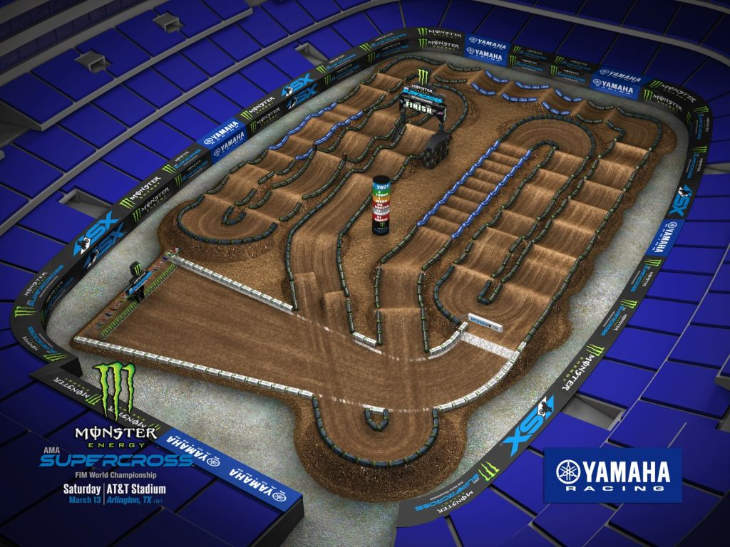 Supercross Arlington 1 Race links 2021