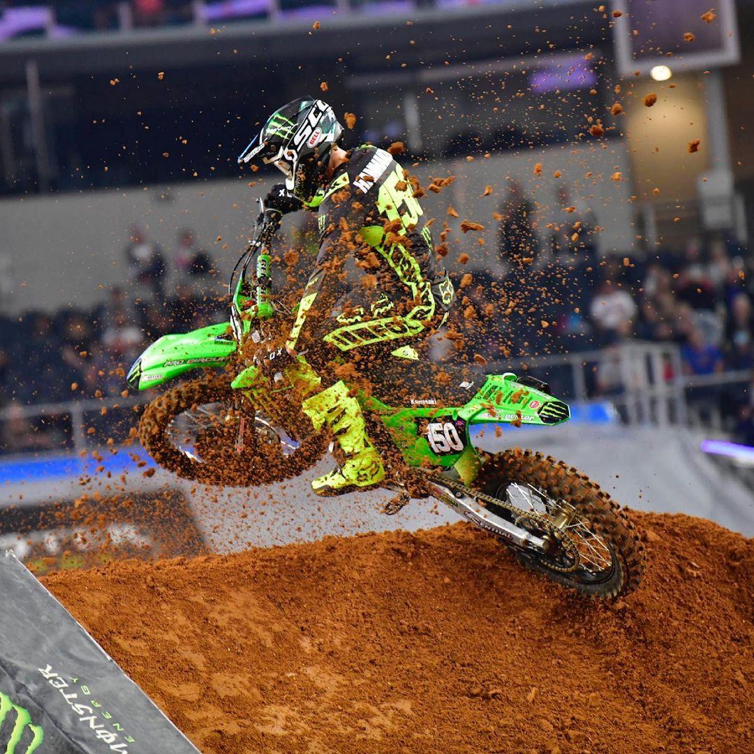 Supercross Arlington 1 VIDEO 2021