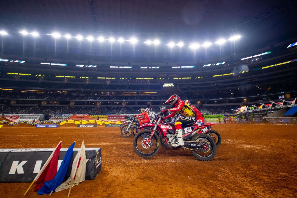 Supercross Arlington 2 VIDEO 2021AB