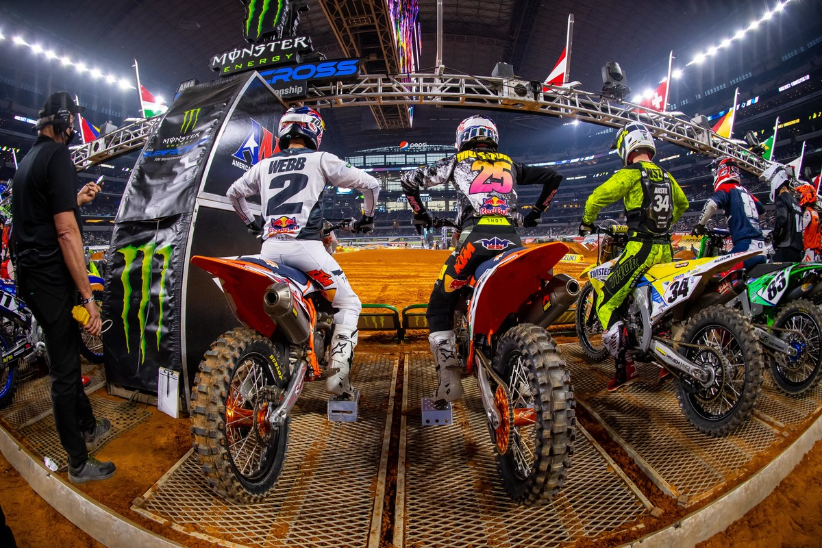 Supercross Arlington 3 VIDEO 2021