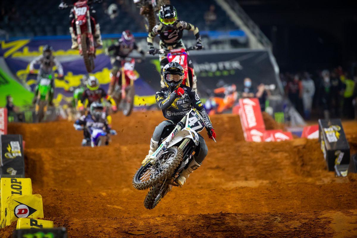Supercross Arlington 3 VIDEO 2021A