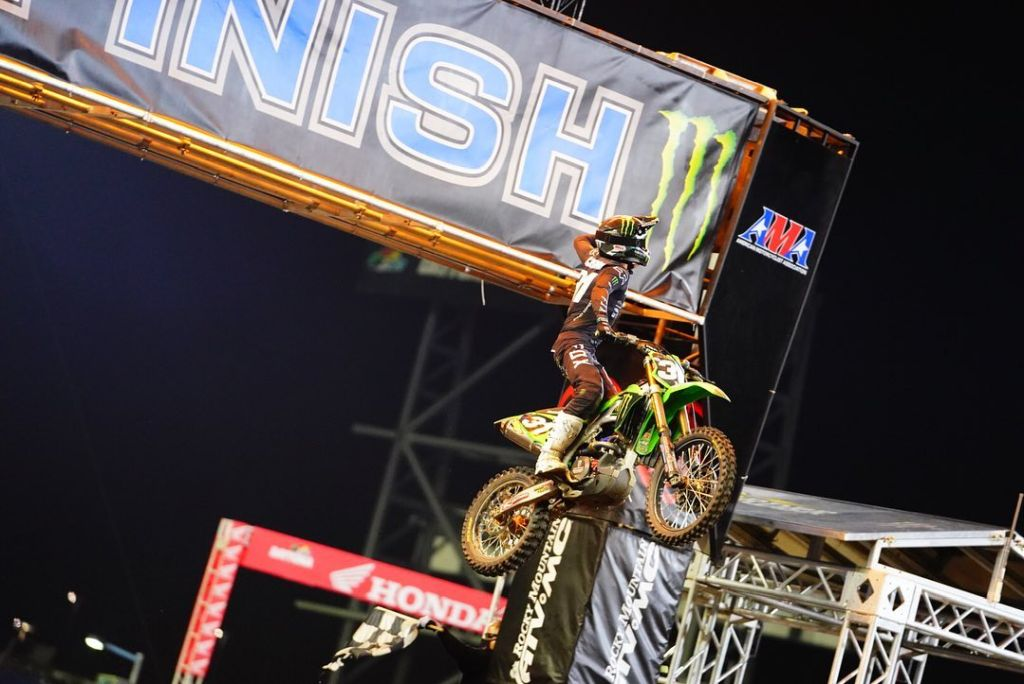 Supercross Daytona VIDEO 2021A