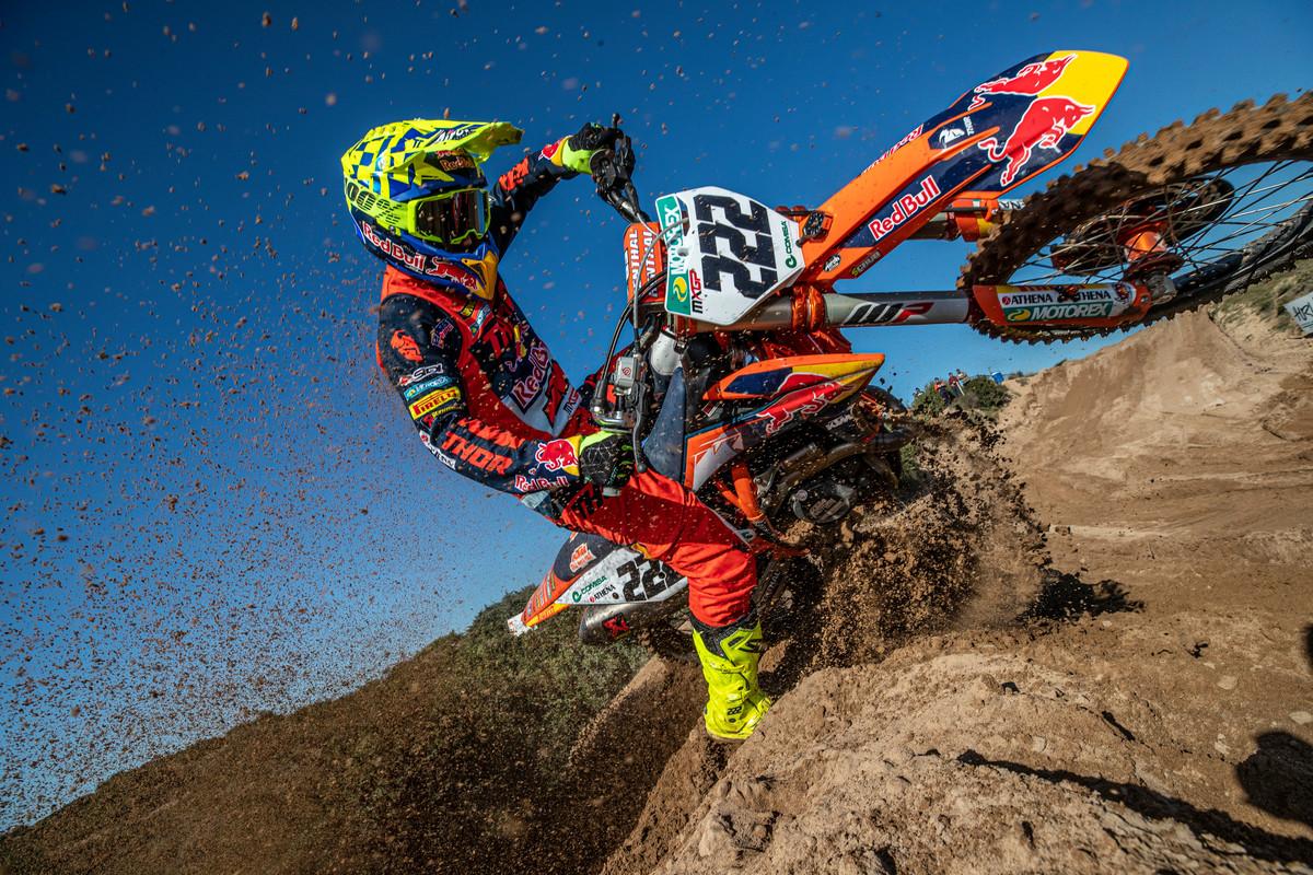 Tony Cairoli Video MXGP Rider Intro Series 2021