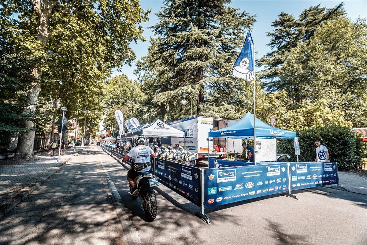 Trofeo enduro Husqvarna Il primo appuntamento è a Città di CastelloA