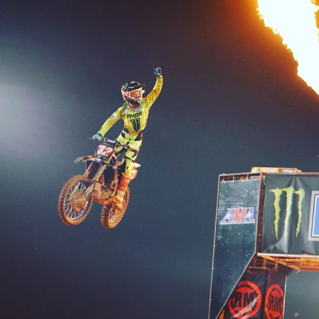 Supercross Atlanta 2 J.Cooper 2021