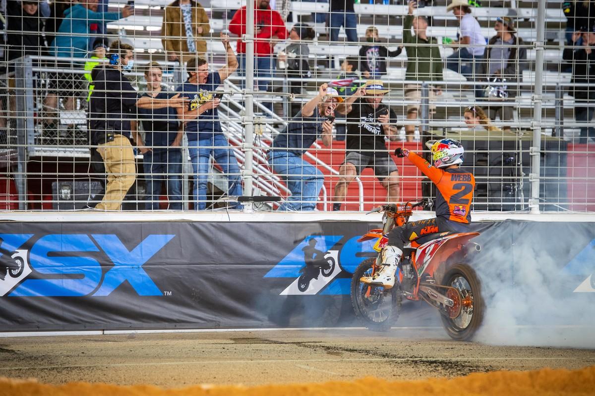 Supercross Atlanta 3 VIDEO 2021