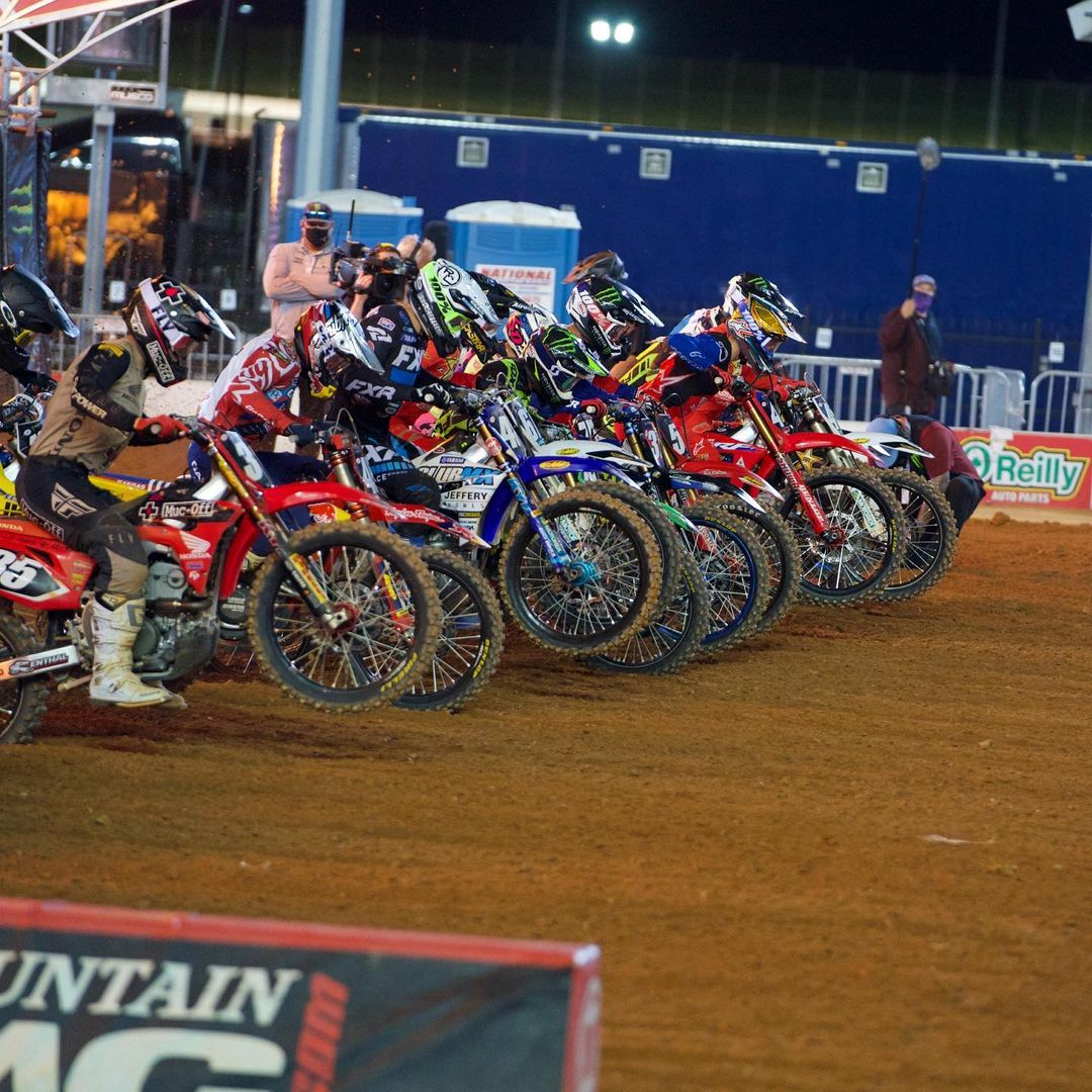 Supercross Atlanta 3 VIDEO 2021A
