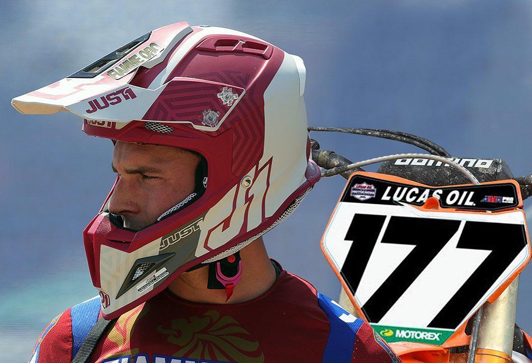 Alessandro Lupino debutta al Lucas Oil AMA Pro Motocross 2021