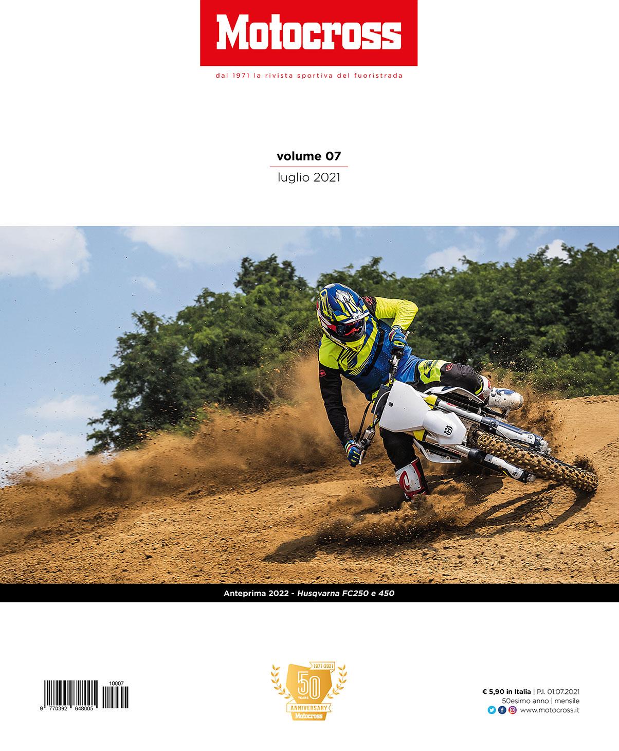 Motocross Luglio 2021