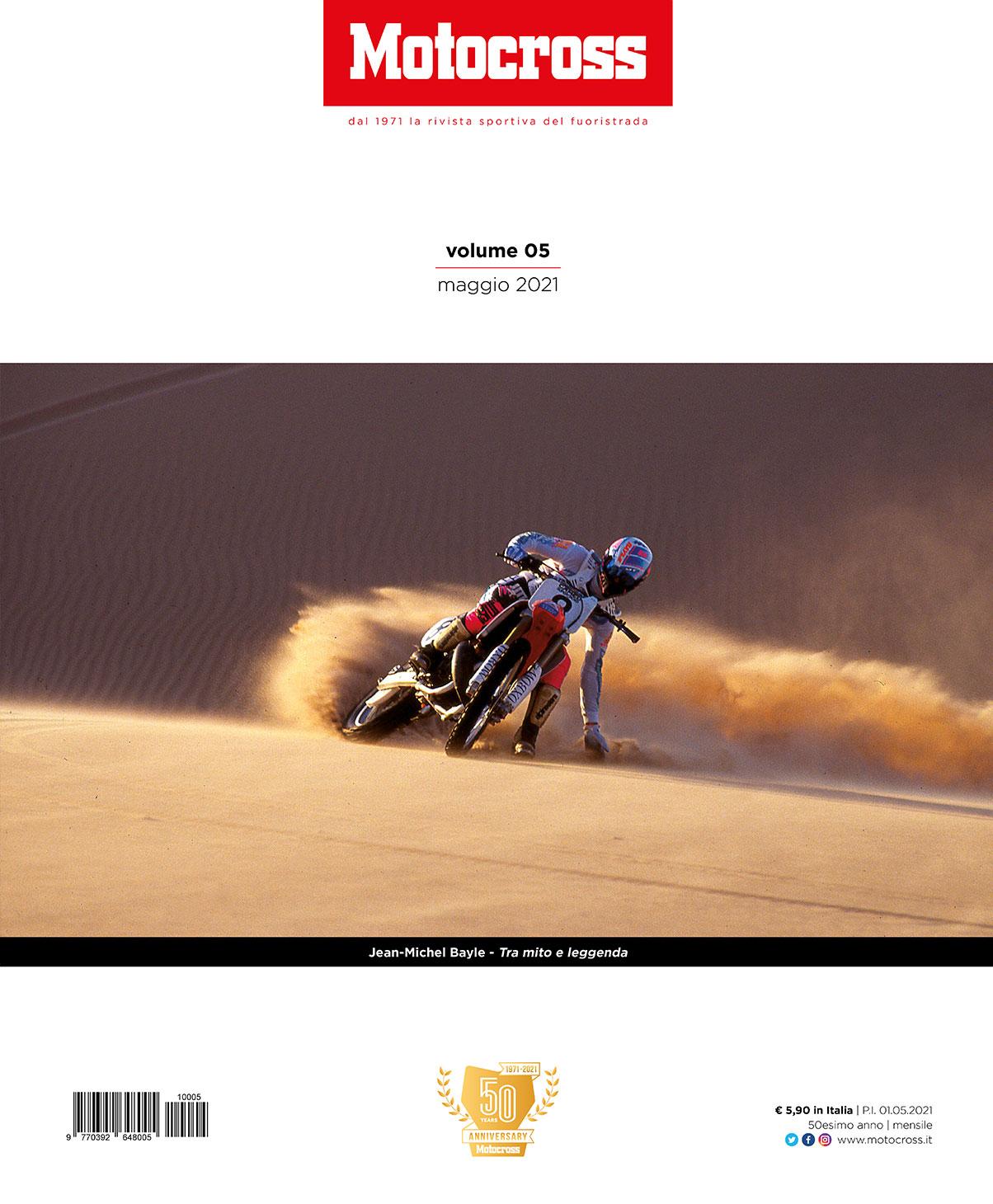 Motocross Maggio 2021