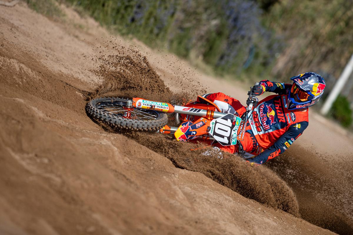 Red Bull KTM Factory MX2 Rider Intro: Mattia Guadagnini - Motocross.it