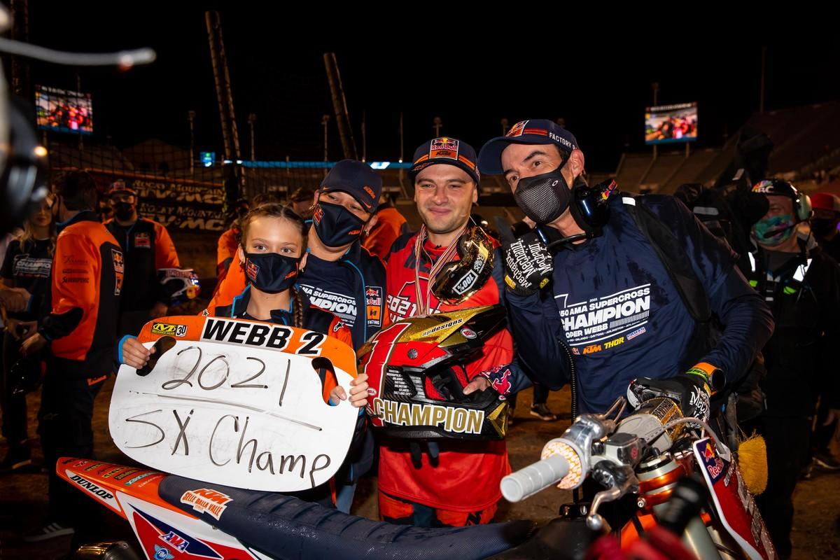 Supercross Salt Lake City 2 commenti dei piloti
