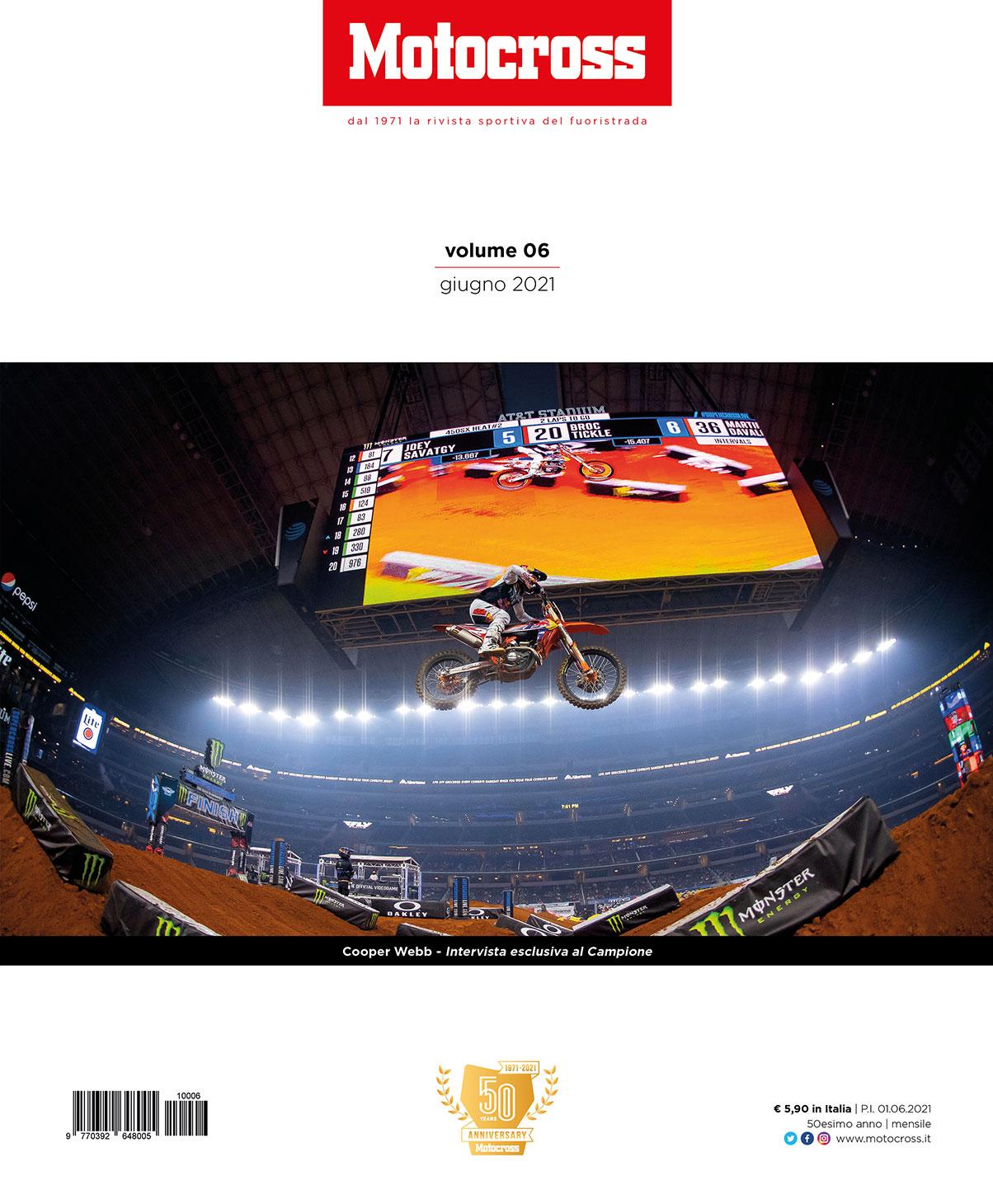 Motocross Giugno 2021