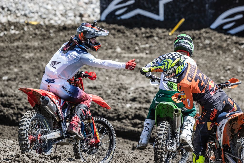 MXGP of Russia VIDEO Highlights