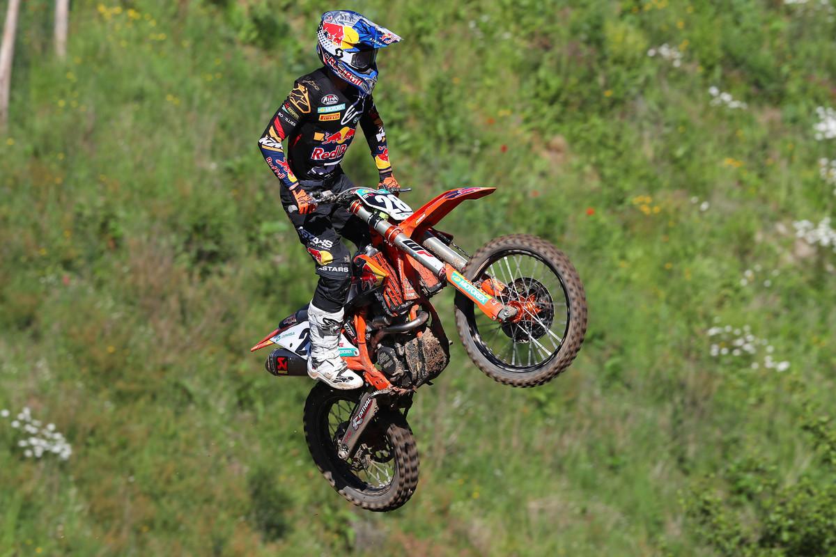 MXGP of Russia Vialle moto 1 2021