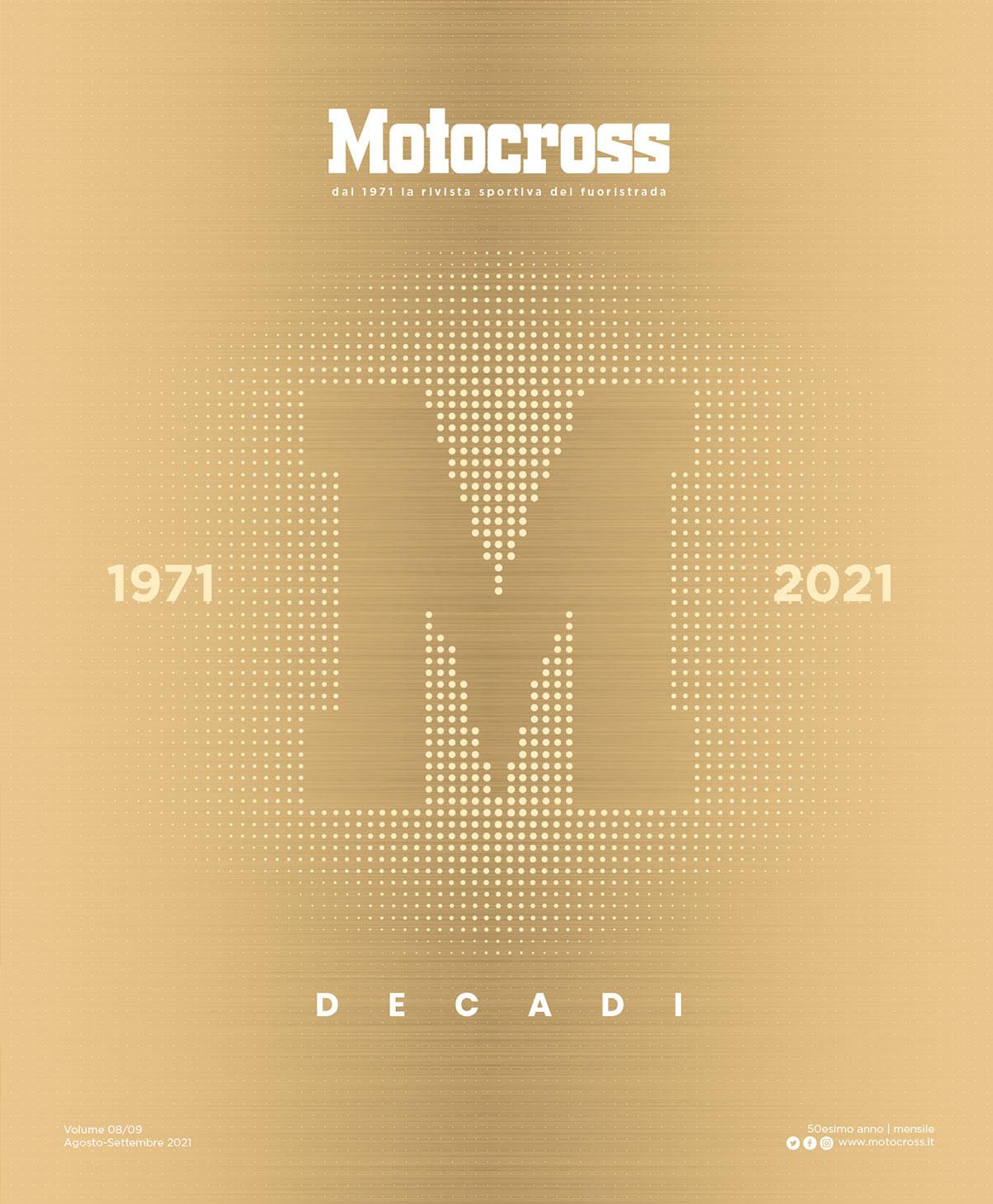 Motocross DECADI 2021